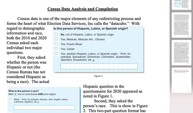 Census Data Analysis and Compilation